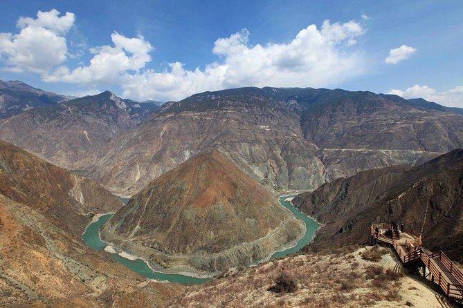 Rock's Footprint, Lijiang, CHINA