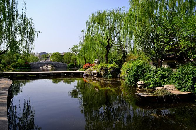 Private Jinan City Day Tour with Boat Cruise, Tea Break and Lunch, Jinan, CHINA