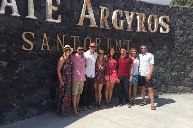 Small-Group Santorini Wine Tasting and Vineyard Tour, Santorini, GRECIA