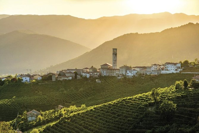 Col Vetoraz wine tasting of Valdobbiadene Prosecco Superiore, Padua, Itália
