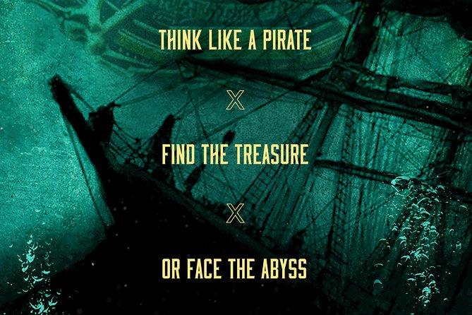 Mutiny - Pirate Adventure Escape Room at Extreme Escape, San Antonio, TX, ESTADOS UNIDOS