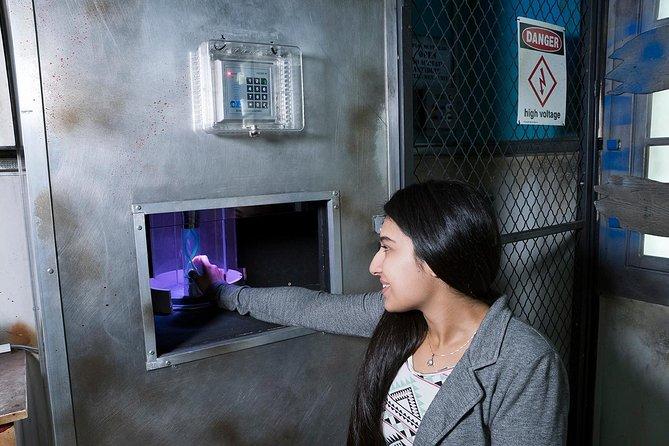 The Undead - Zombie Apocalypse Escape Room at Extreme Escape, San Antonio, TX, ESTADOS UNIDOS