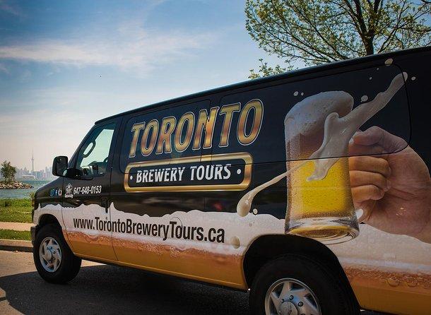 MÁS FOTOS, Toronto Craft Brewery Tour
