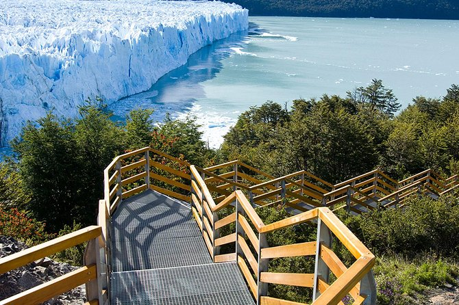 Experiencia Glaciar Perito Moreno por pasarelas, El Calafate, ARGENTINA