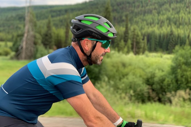 35-mile out and back countryside road bike tour on rolling terrain. Crosses numerous streams, gorgeous farmlands, and features very little vehicular traffic. AM or PM guided bike tour options available.