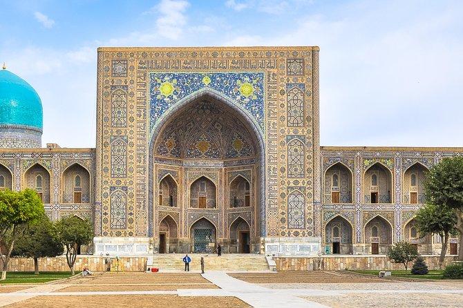 MÁS FOTOS, Samarkand City Tour