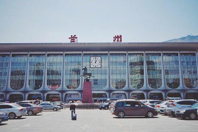 Lanzhou Railway Station Private Transfer to City Hotels, Lanzhou, CHINA