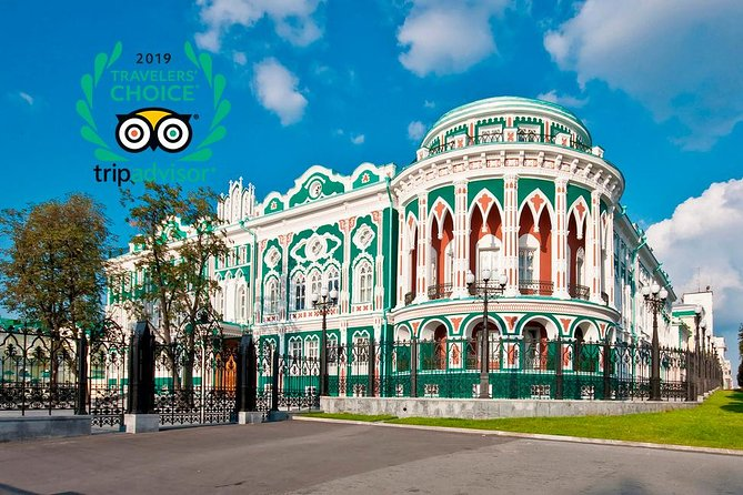 We invite you to an exciting sightseeing tour of Ekaterinburg, during which you can see all the most interesting sights of the city. This tour takes you to the main historical places of Yekaterinburg. During the tour you will visit: the historic park, you will see the wooden dam of the first factory of the city, the old city embankment and the monument to Lenin, the leader of Soviet Russia. The tour will also send you to the places connected with the first President of Russia Boris Yeltsin, who is from Yekaterinburg. On the tour you will see old merchants' mansions that were built during the Siberian gold rush of the 18th century and modern shopping centers, the theater district and the university.Do youwant to get acquainted with the sights of the city, to feel its rhythm, to plunge into the three hundred year history of the city? Then welcome to us.<br><br>• Guaranteed skip-the-line entrance