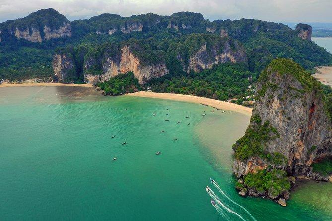 4 ISLANDS DELUXE (PHIPHI, KRABI, JAMES BOND, RANG YAI) - 2 Days 1 Night, Phuket, Thailand