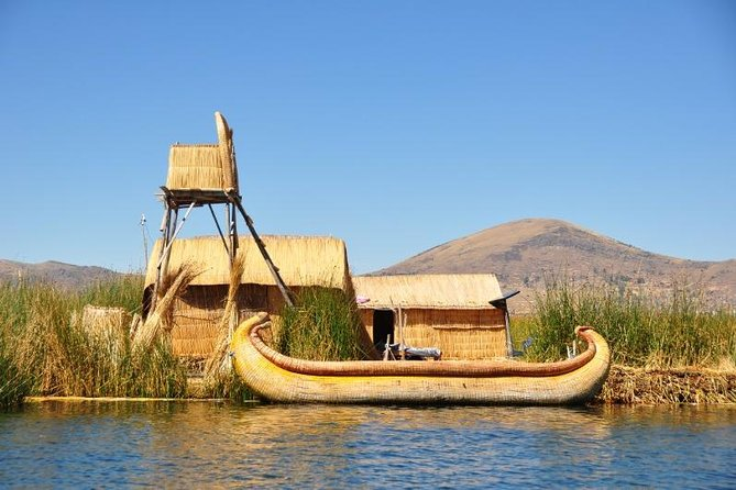 Kayaking in the Uros and Taquile Islands, Puno, PERU