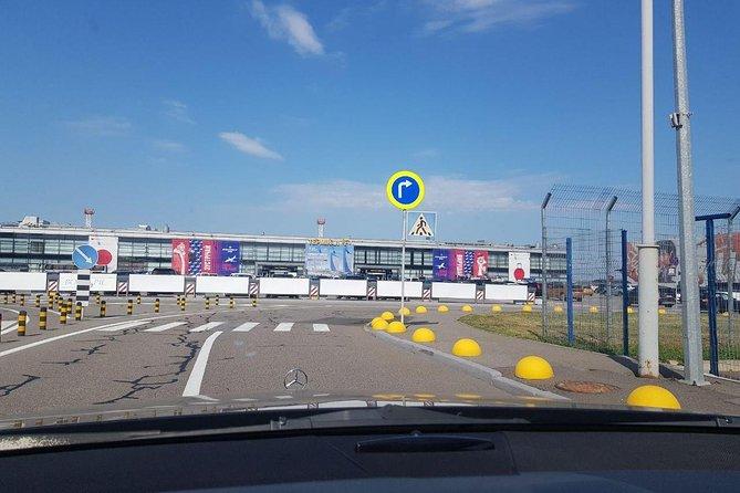 Private Arrival Airport Transfer from Kyiv Boryspil Airport, Kiev, UCRANIA
