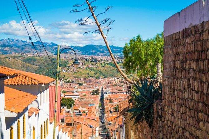 Visita a pie por la ciudad de Sucre para grupos pequeños, Sucre, BOLIVIA