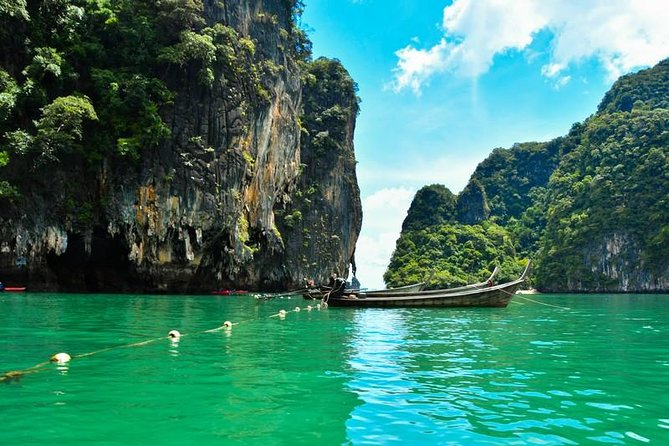 Hong Krabi & James Bond Island By Speedboat From Phuket, Phuket, Tailândia