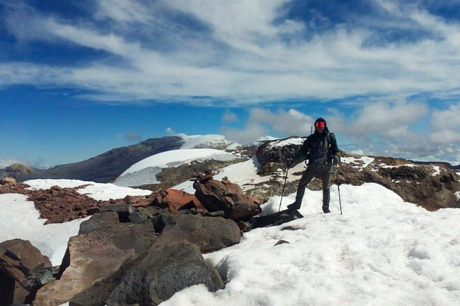 Santa Isabel snowy summit, Pereira, COLOMBIA