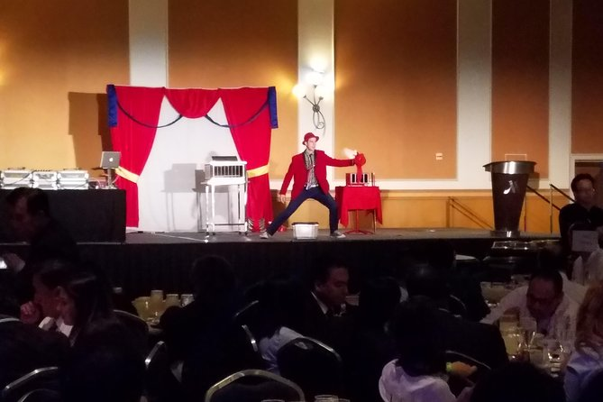 The magicIAN Show! (magician for hire), Newport Beach, CA, UNITED STATES