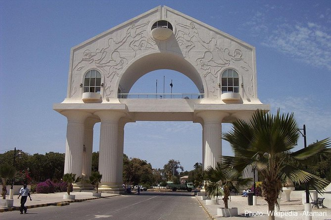 On this Banjul City Tour we will be visiting some of the main attractions for people who are interested in history! During this tour we will visit the Arch 22, Gambia National Museum and the Albert Market which is named after Queen Victoria's husband Prince Albert.