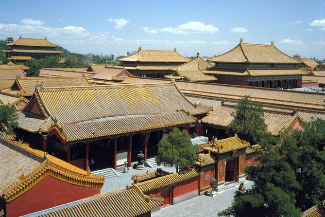 Jinan Private Day Trip to Forbidden City and Mutianyu Great Wall by Bullet Train, Jinan, CHINA