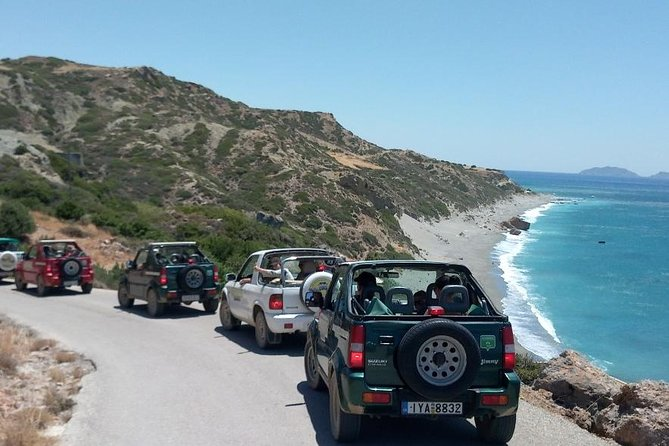 Safari en jeep por la costa sur de Creta, ,