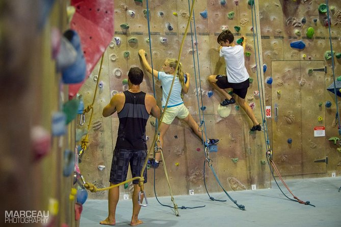 Everyone can join from single to couple to families. You don't need to know climbing before joining the activity. There's various level of activities and completely safe environment. The beginners bouldering activity focuses in teaching the people bouldering techniques from scratch and is super fun to do !<br>There's various social climbing and engaging group rock climbing goes on in the place.
