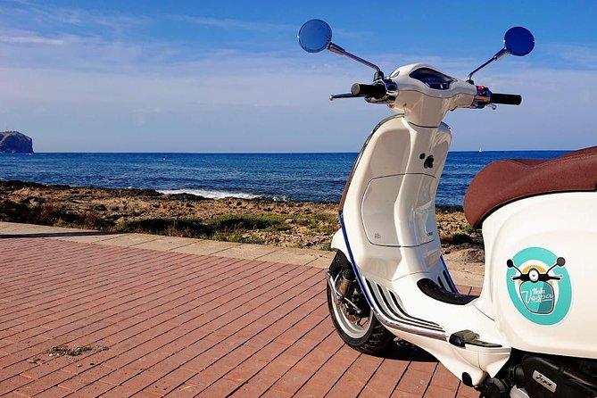 Javea Vespa Tour, Benidorm, ESPAÑA