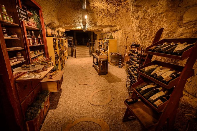 Caves Duhard, Tour and Wine Tasting in Amboise, Loire Valley, Loire Valley, FRANCIA