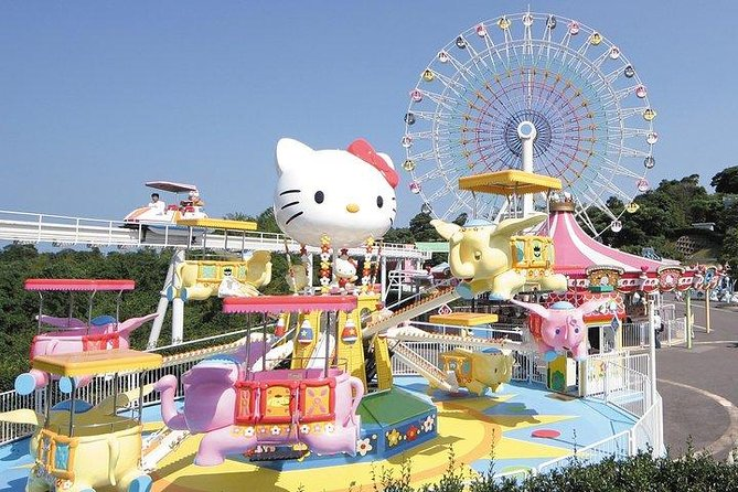 Skip the Line: Harmony Land Advance Passport Ticket (for foreign residents ONLY), Oita, JAPÃO