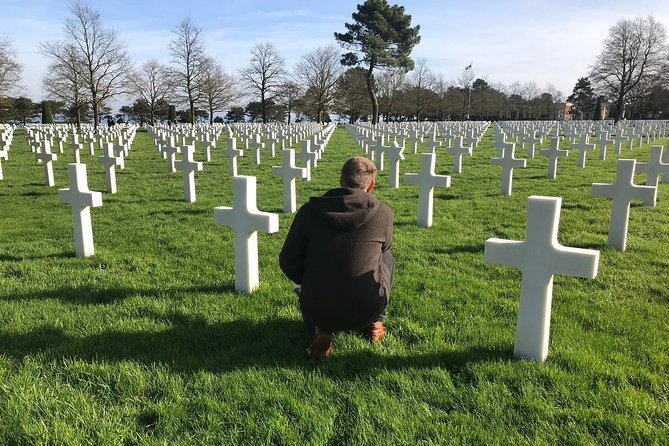 Normandy Small-Group Day Trip D-Day Battlefields & Landing Beaches from Paris, Paris, FRANCE