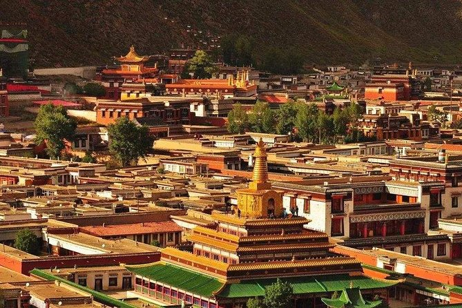 All Inclusive Private Day Tour to Labrang Monastery from Lanzhou, Lanzhou, CHINA