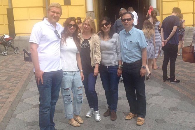 Kyiv in One Day: Private Tailor-Made Sightseeing Tour, Kiev, UCRANIA