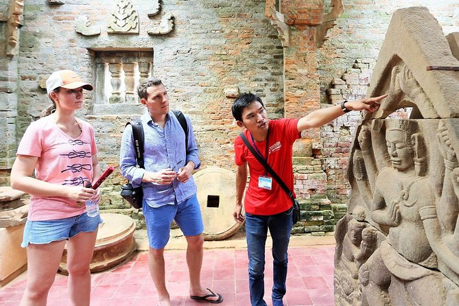 Hoi An My Son Discovery Small Group Tour, My Son, VIETNAM