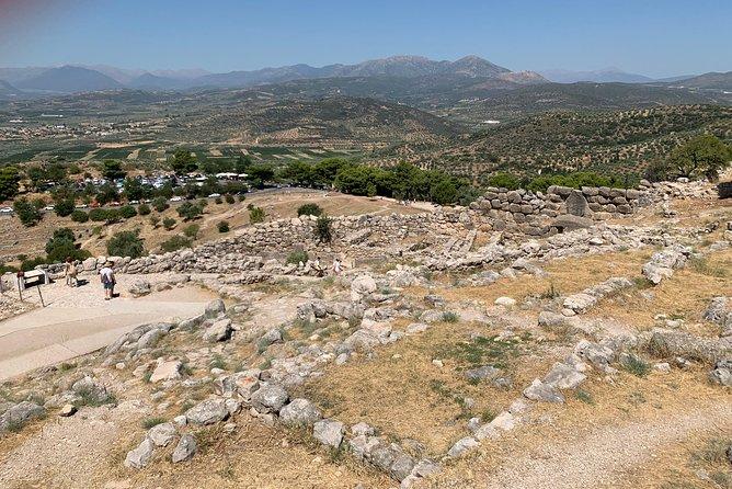 Private Tour Epidaurus, Nafplio, Mycenae and lunch from Athens, Atenas, Grécia