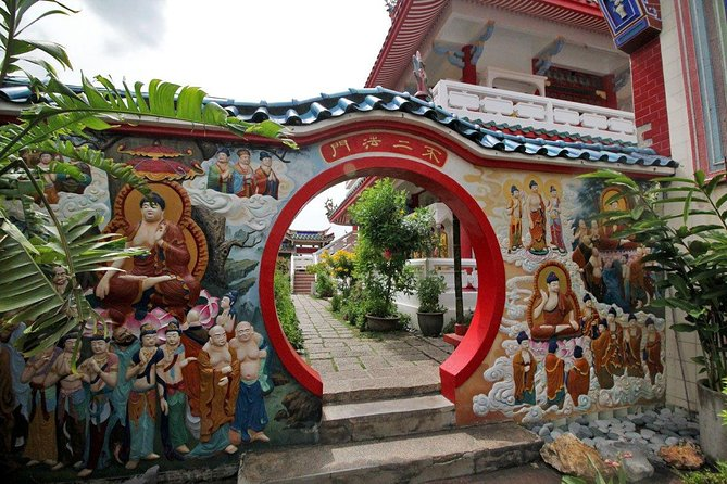 Penang City & Temple Tour With Penang Hill(Fast Lane), ,