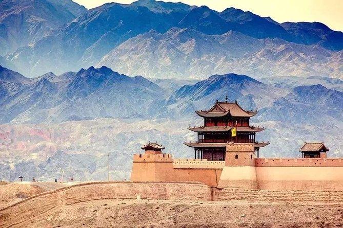 3-Day Private Tour to Hexi Corridor: Zhangye, Jiayuguan, Dunhuang from Lanzhou, Lanzhou, CHINA