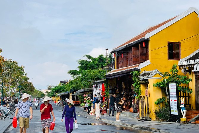 Big group: My Son Sanctuary & Hoi An Ancient Town from Da Nang, My Son, VIETNAM