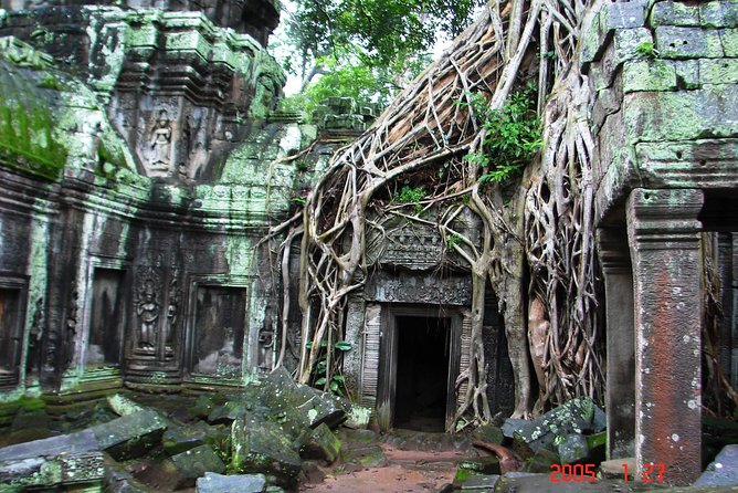 Angkor Wat Tour 2 Days 1 Night from Bangkok, Siem Reap, Cambodia
