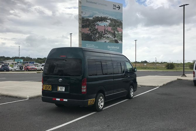 Traslado privado de ida y vuelta al aeropuerto de Liberia a hoteles o domicilios privados, San Jose, COSTA RICA