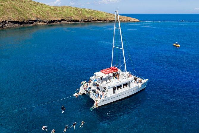 Aventura de esnórquel en Molokini, Maui, HI, ESTADOS UNIDOS