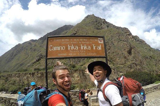 Caminata de 4 días a Machu Picchu por el Camino Inca, Cusco, PERU