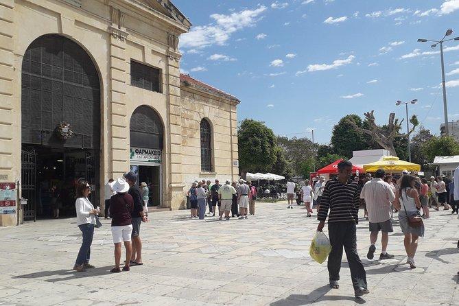 Chania: Old Town, Public Market, Hill of Prophet Elias, Agia Triada, ,