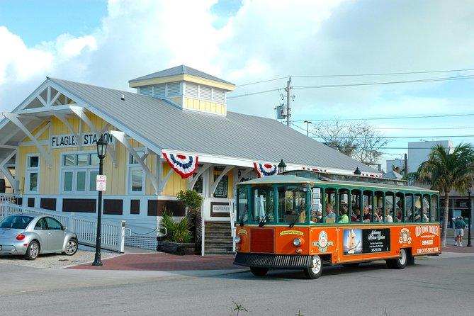 Recorrido en tranvía con paradas libres por Key West, Cayo Hueso, FL, ESTADOS UNIDOS