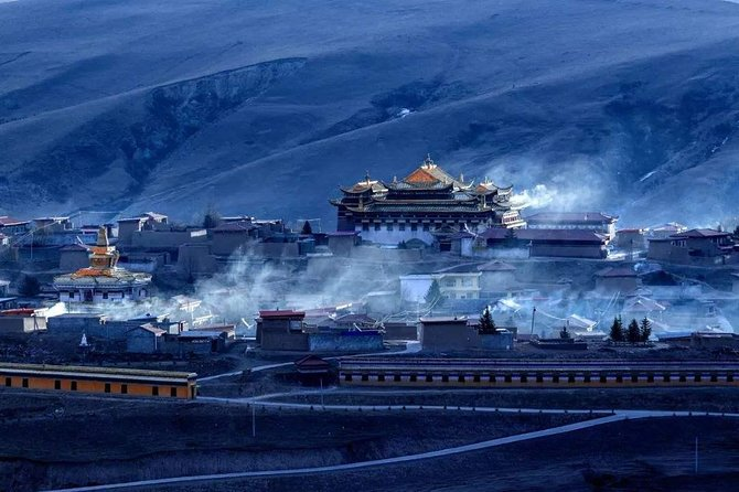 Lanzhou Private Transfer to Labrang Monastery in Xiahe, Lanzhou, CHINA