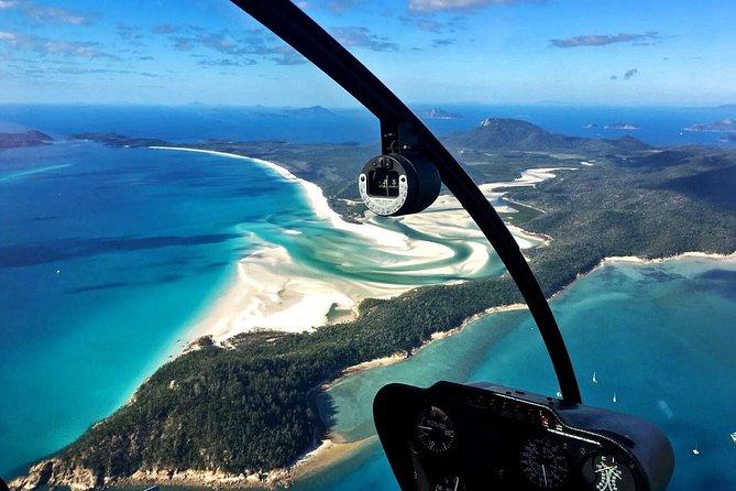Whitehaven Heli Tour, Airlie Beach, AUSTRALIA