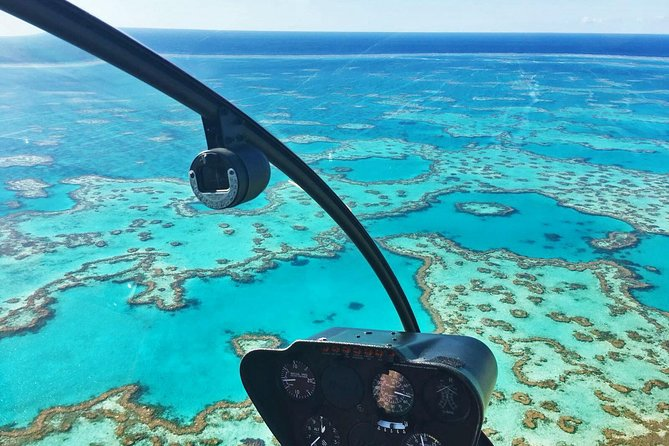 Whitsunday Islands 1-Hour Reef Scenic Helicopter Tour, Airlie Beach, AUSTRALIA