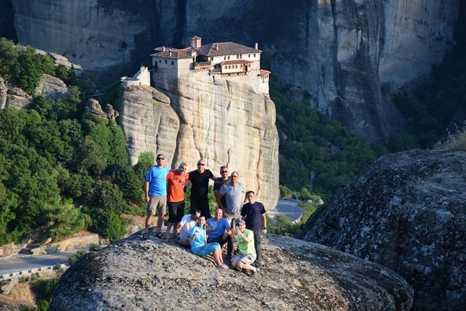 MORE PHOTOS, Hiking in magnificent Meteora