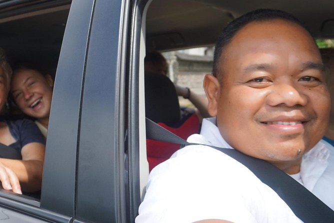 I have more than fifteen years experience as a Personal Bali Driver, and I will do my best to help you have a wonderful time while in Bali. While working as a driver with the Astra car rental company and as a driver at the Four Seasons Resorts at Jimbaran Bay and at Sayan, I have escorted guests from all over the world. I can give you advice and suggestions about where to go, what to see, where to shop, which restaurants are the best, and what you should do (and not do) during your stay in Bali<br>