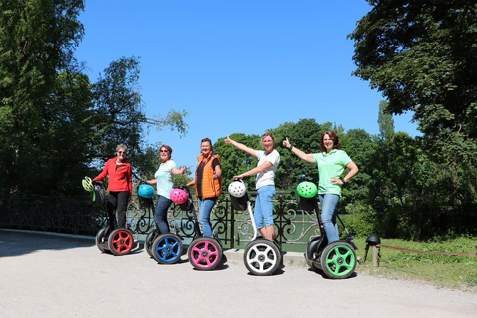 Munich's Highlights 3-hour Segway Tour, Munich, GERMANY