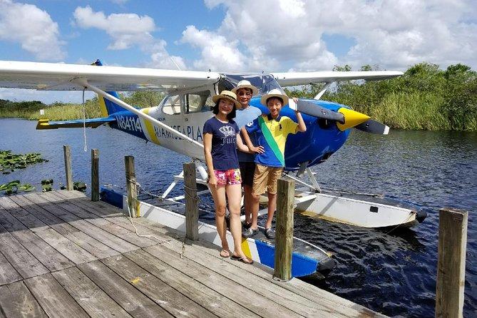 Miami Seaplane Tour with Everglades Airboat Adventure, Miami, FL, ESTADOS UNIDOS