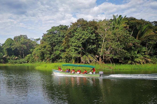 Excursión combinada de Paseo en bote por el Canal de Panamá y visita a la aldea Embera., Ciudad de Panama, PANAMA