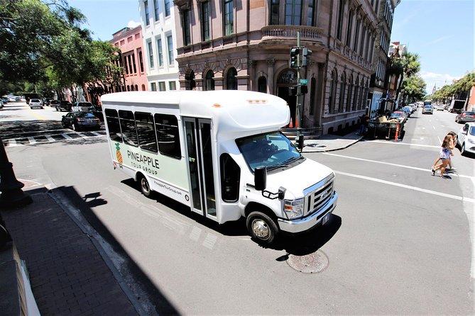 Charleston City Sightseeing Bus Tour, Charleston, SC, ESTADOS UNIDOS