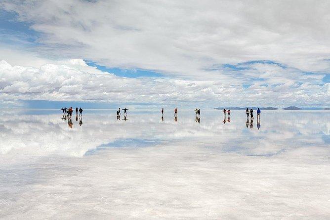 Salar De Uyuni. Classic Full Day. English Guide, Uyuni, BOLIVIA